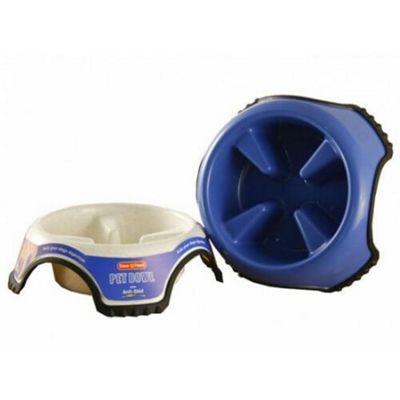 Animal Instincts - Antiskid Slow Feed Pet Bowl (Size: Jumbo)