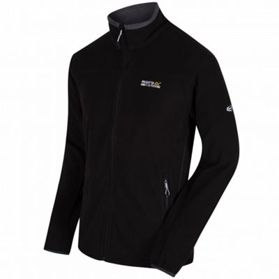 Regatta Stanton II Black/Sealgr XL