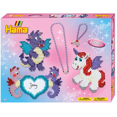 Hama Dragon & Friends Large Jewellery Kit