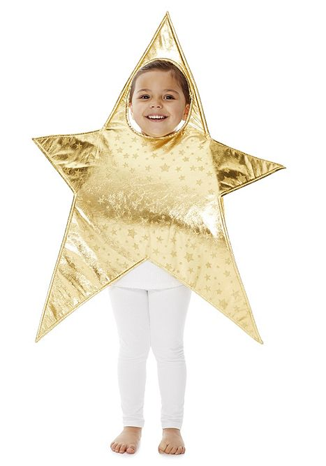 F&F Star Nativity Costume Catalogue Number: 497-5004