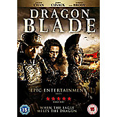 Dragon Blade DVD