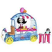 Enchantimals Frozen Treats Preena Penguin Doll & Playset