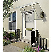 Palram Door Cover Canopy Columba 1500 White twinwall