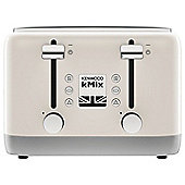Kenwood Kmix Toaster - Cream