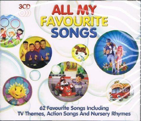 All My Favourite Songs Tesco Exclusive