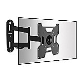 "Duronic TVB1135 High Performance Cantilever 23"" - 30"" 32"" 37"" (VESA 75,100, 200) LCD Monitor TV Arm Bracket Wall Mount with Swivel and Tilt"