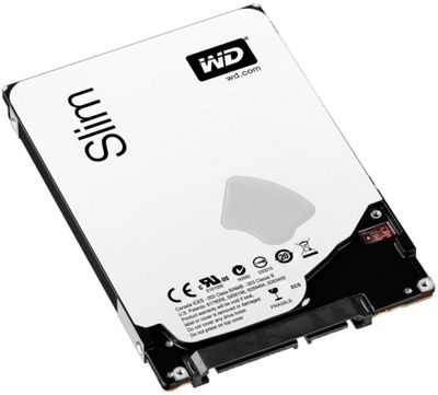 WD Blue WD5000LPCX 500 GB 2.5