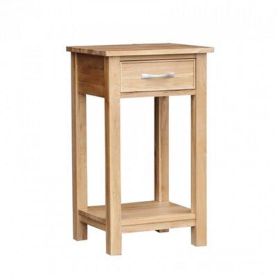 Stratton Oak Telephone Table