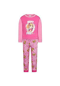 PAW Patrol Baby Boys Girls Pyjamas - Pink