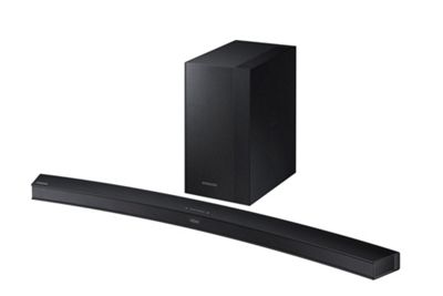 Samsung HW-M4500/XU 260W 2.1ch Curved Bluetooth Soundbar w/ Wireless Sub woofer