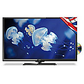 """Cello 40"""" Full HD LED TV with Built-in DVD Player"""