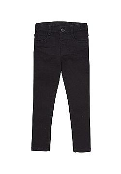 F&F Slim Fit Jeans - Black