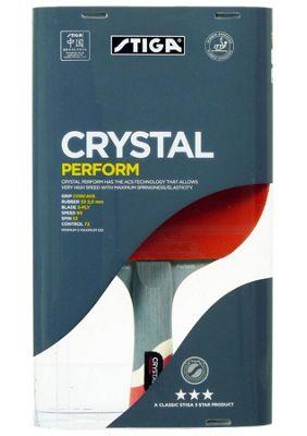 Stiga 3-star Crystal Perform Table Tennis Bat