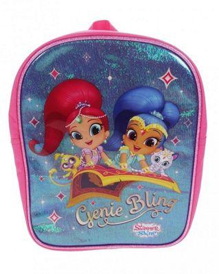 Shimmer & Shine Pv School Bag Rucksack Backpack