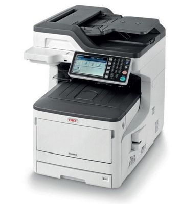 Oki MC853DNV Colour LED Multifunction Printer