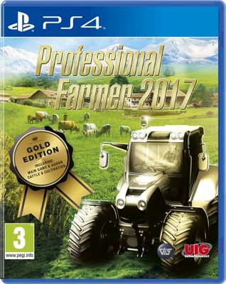 PROFESSIONAL FARMER 17 GOLD ED