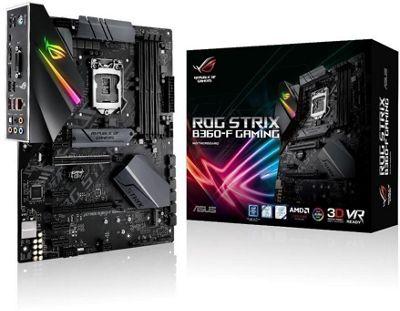 ASUS ROG STRIX B360-F GAMING Motherboard