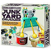 Great Gizmos 4M Green Science Eco Engineering Junkyard Drummer