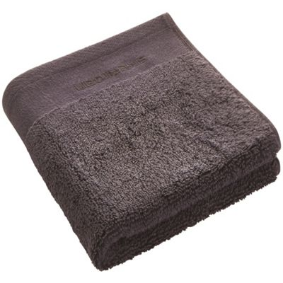 Retreat Face Cloth 33X33 - Carbon