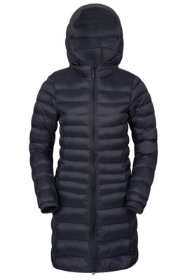 Mountain Warehouse Florence Womens Long Padded Jacket ( Size: 20 )