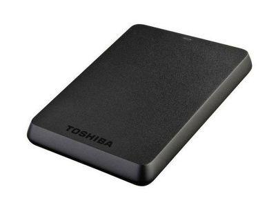 Toshiba  500GB USB 3.0 External Hard Drive , Black