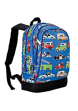 Kids' Backpacks- Action Vehicles