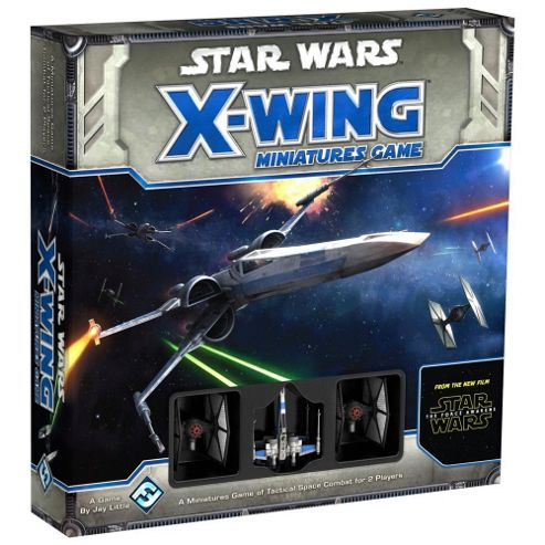 Star Wars X-Wing: The Force Awakens Core Set Game