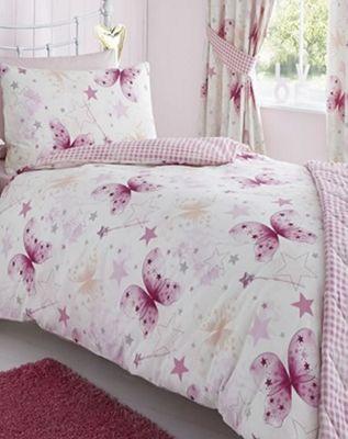 Make A Wish Single Bedding