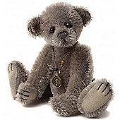 Charlie Bears Minimo Scruff 16cm Mohair Teddy Bear