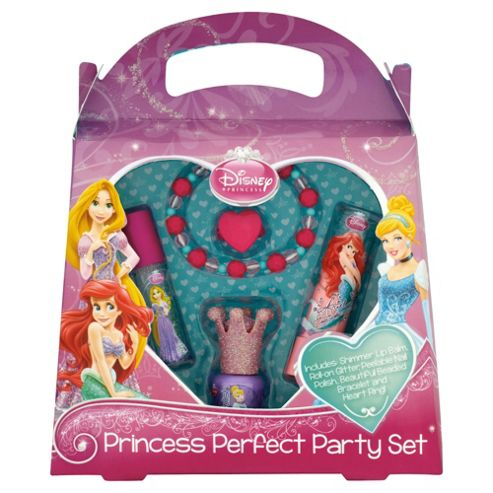 Disney Princess Perfect Party Set