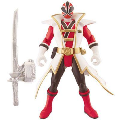 Power Rangers Super Samurai Action Figure - Red Super Samurai