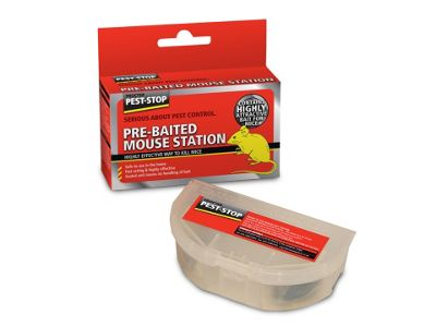 Procter Psmksbs Pre-bait Mouse Bait Station
