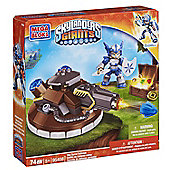 Mega Bloks Skylanders Giants Sky Turret Defence With Chill Figure