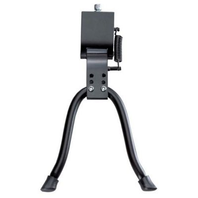 Ostand Adjustable Alloy Double-Leg Propstand 24-28 in Black