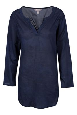 Mountain Warehouse Beach Womens Long Sleeve UV Shirt ( Size: 20 )