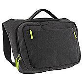 "Tesco 15.6"" Messenger Bag  Grey"