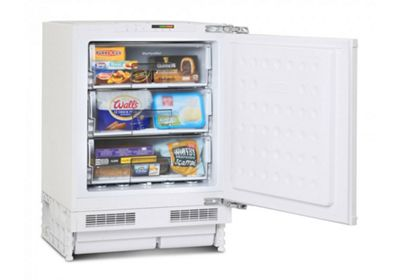 Montpellier MBUF300 Integrated Undercounter Freezer