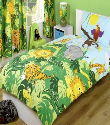 Jungle Double Duvet