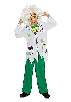 F&F Scientist Halloween Costume - White
