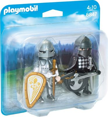 Playmobil Duo Pack Knight's Rivalry 6847