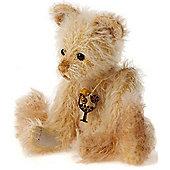 Charlie Bears Minimo Pina 17cm Mohair Teddy Bear