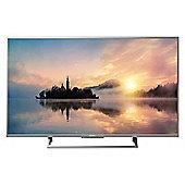 Sony KD49XE7073 - 49inch 4K UHD HDR SMART TV, Silver