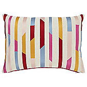 Tesco Cuba Stripe Cushion