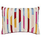 Tesco Cuba Stripe Cushion