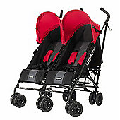 Obaby Atlas Stroller Newborn Bundle - Crossfire