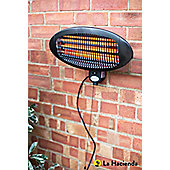 La Hacienda Wall Mounted Electric Heater