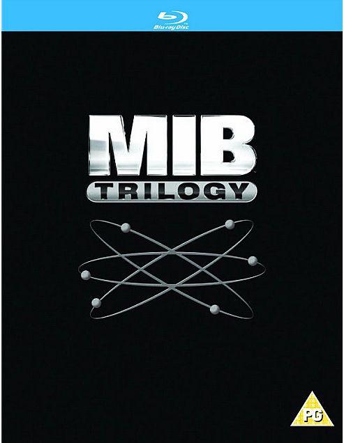 Men In Black / Men In Black 2 / Men In Black 3  (Blu-Ray Boxset)