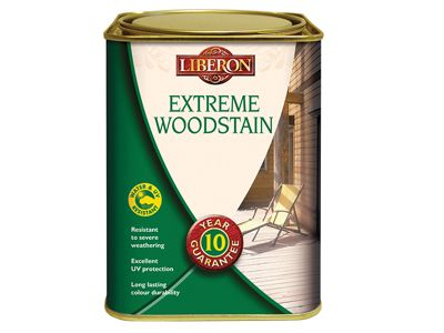 Liberon Extreme Woodstain Honey Pine 1 Litre