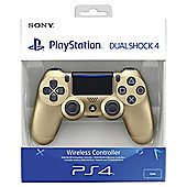 Sony PS4 Official DualShock 4 Controller V2 – Gold