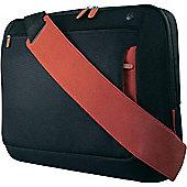 Belkin 7 inch Laptop Messenger Bag Black/Red